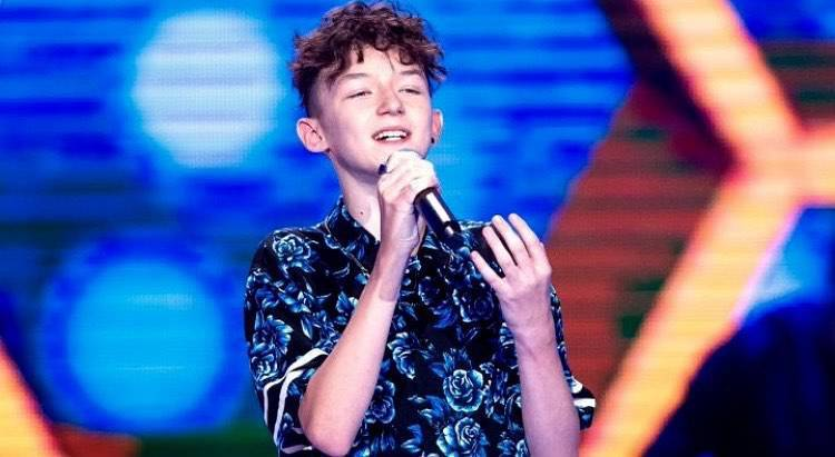Marcin Maciejczak - The Voice Kids 3