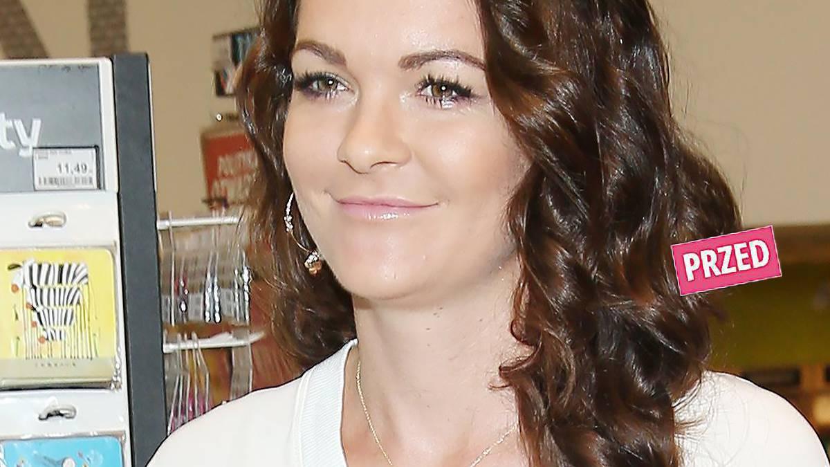 Agnieszka Radwańska - fryzura