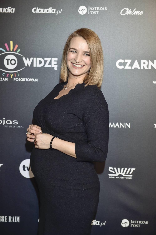 Dagmara Kaczmarek-Szałkow – Czarno to widzę…, premiera spektaklu