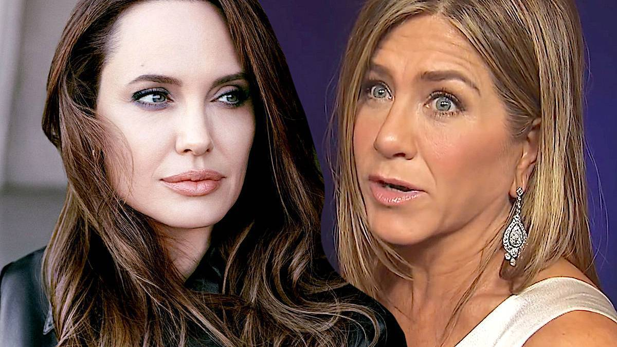 Angelina Jolie i Jennifer Aniston
