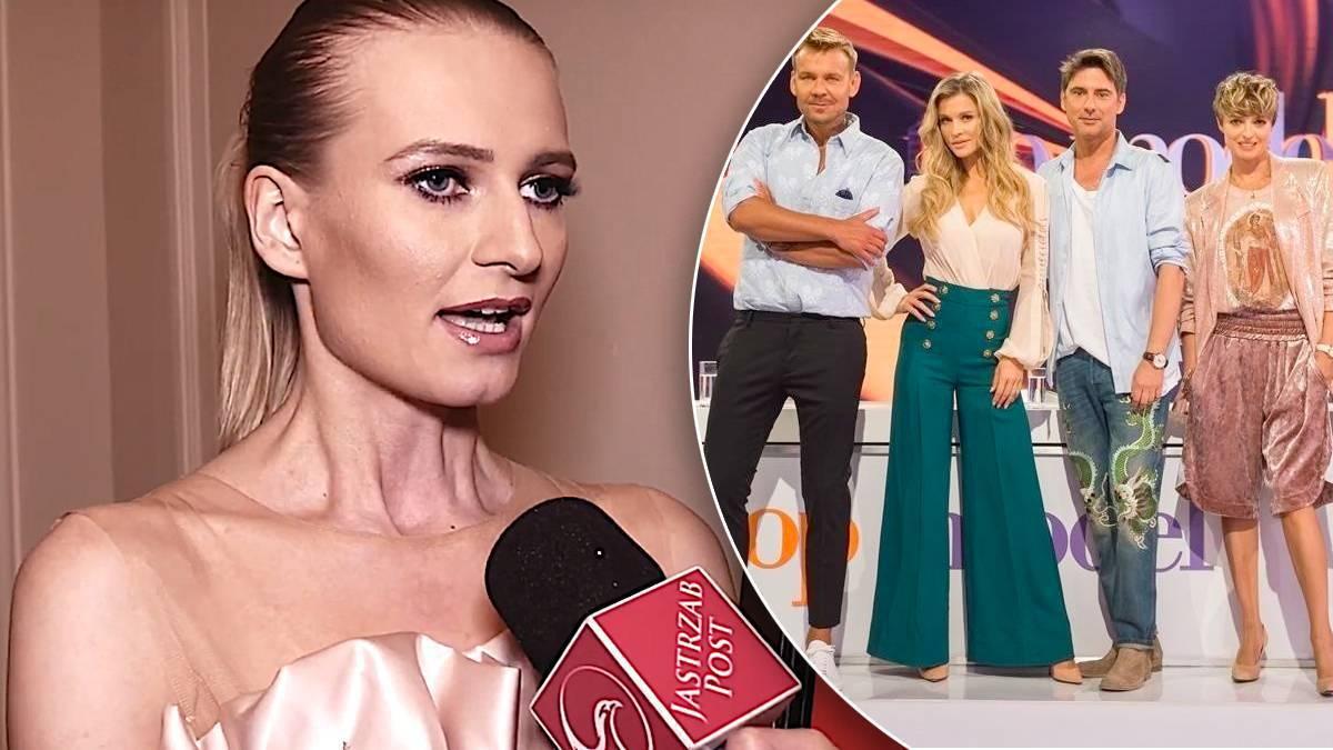 Ania Piszczałka o Top Model