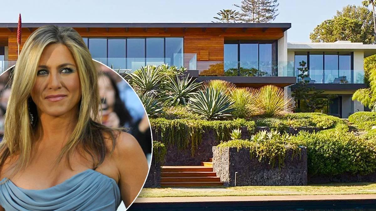 Jak mieszka Jennifer Aniston?