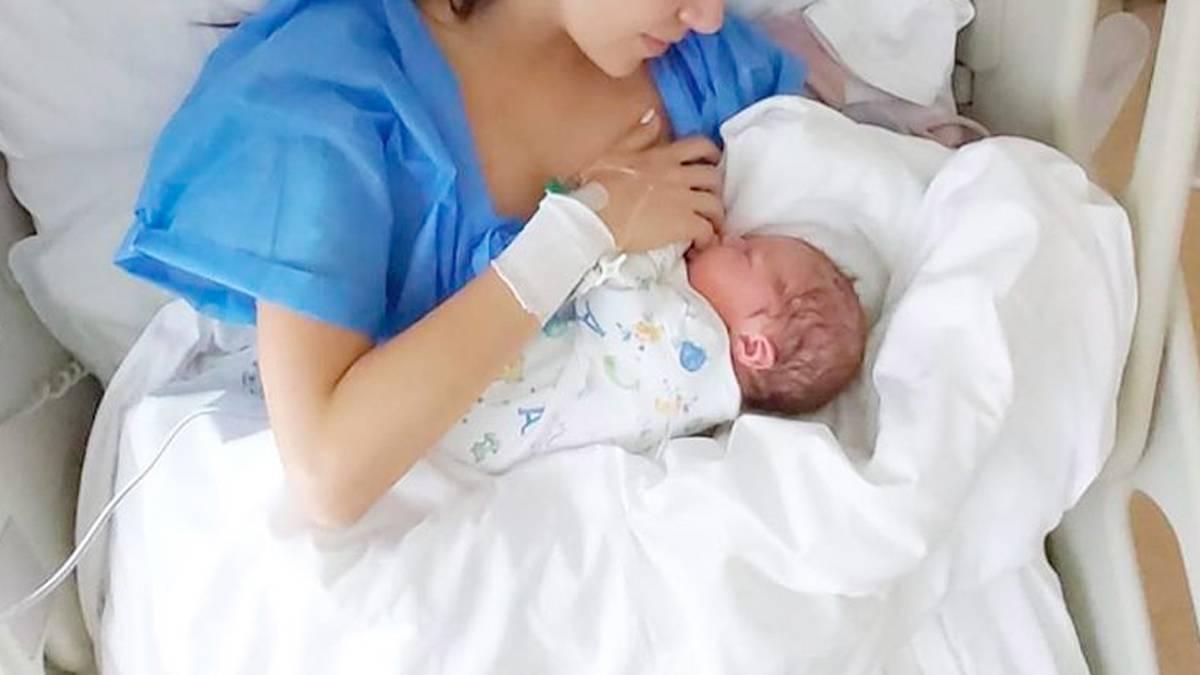 Anna Prus urodziła