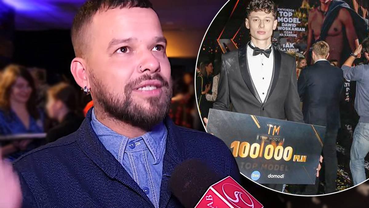 Dawid Woskanian po Top Model nie robi kariery? Michał Piróg komentuje