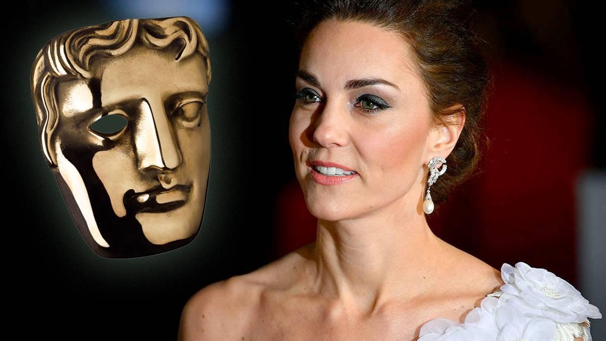 BAFTA 2020. Księżna Kate