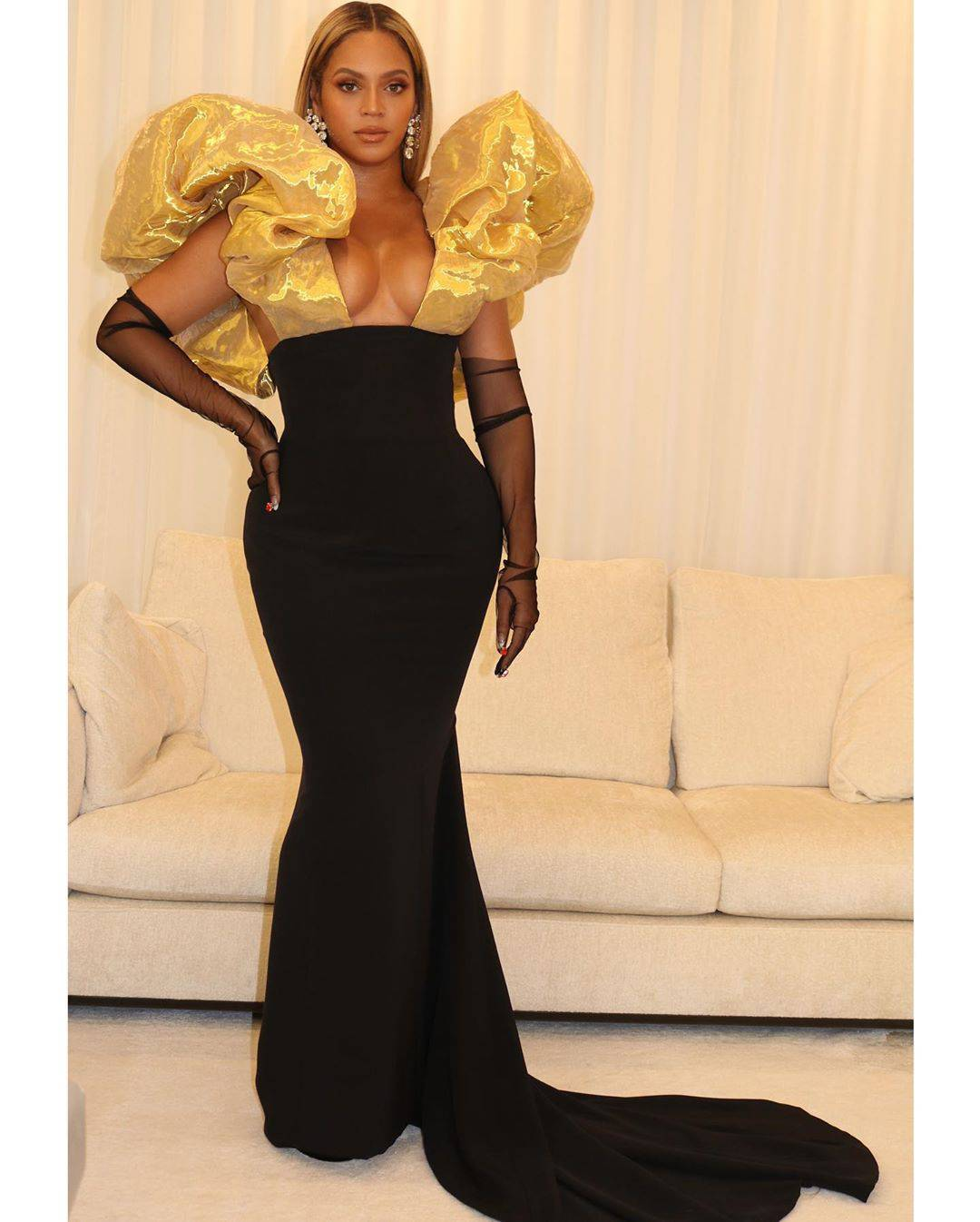 Beyoncé - Złote Globy 2020