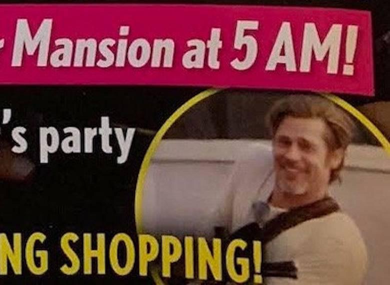 Brad Pitt wprowadził się do Jennifer Aniston?