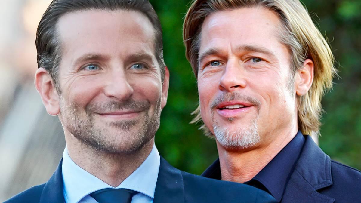 Bradley Cooper i Brad Pitt