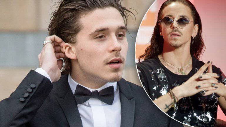 Brooklyn Beckham, Michał Szpak (ONS)