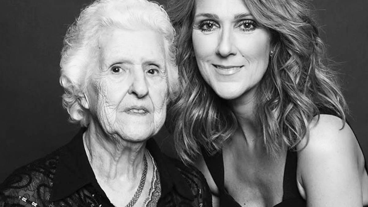 Matka Celine Dion nie żyje