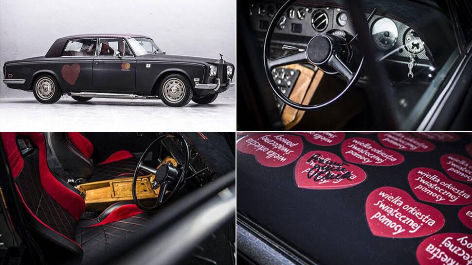 Rolls Royce od Braci Collins