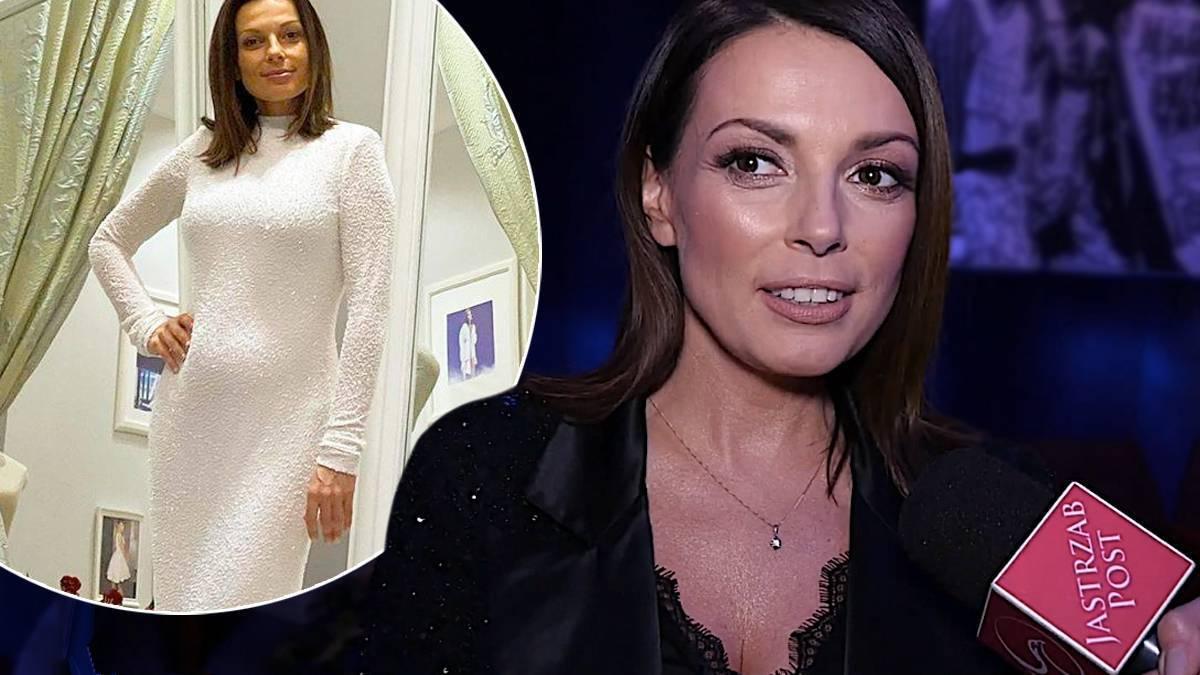 Katarzyna Glinka: ciąża, poród, ślub