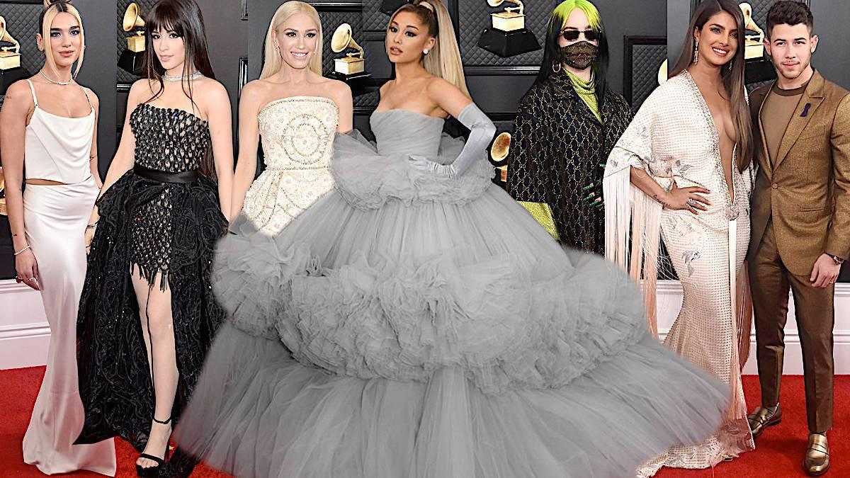 Grammy 2020: kreacje gwiazd