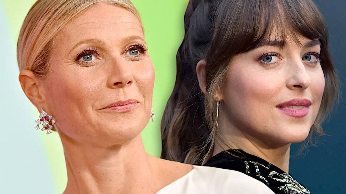 Gwyneth Paltrow i Dakota Johnson