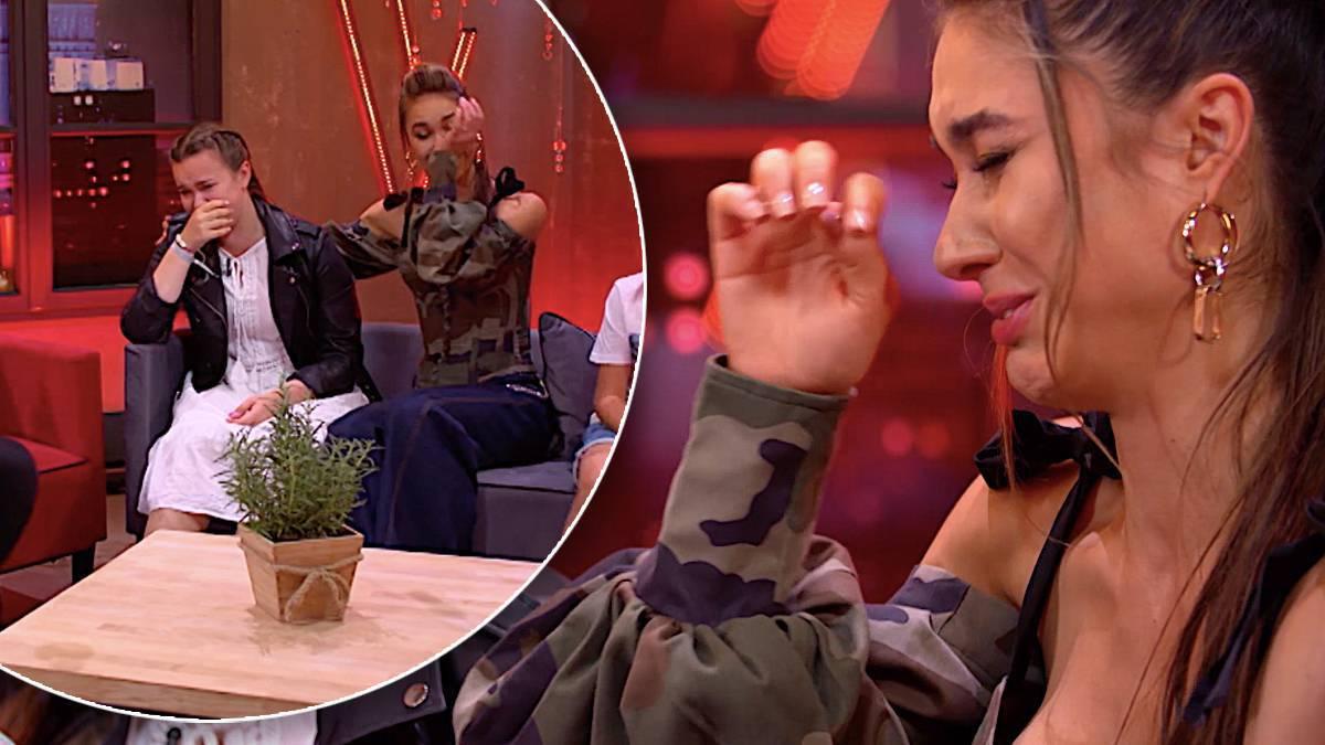 Ida Nowakowska płacze w The Voice Kids