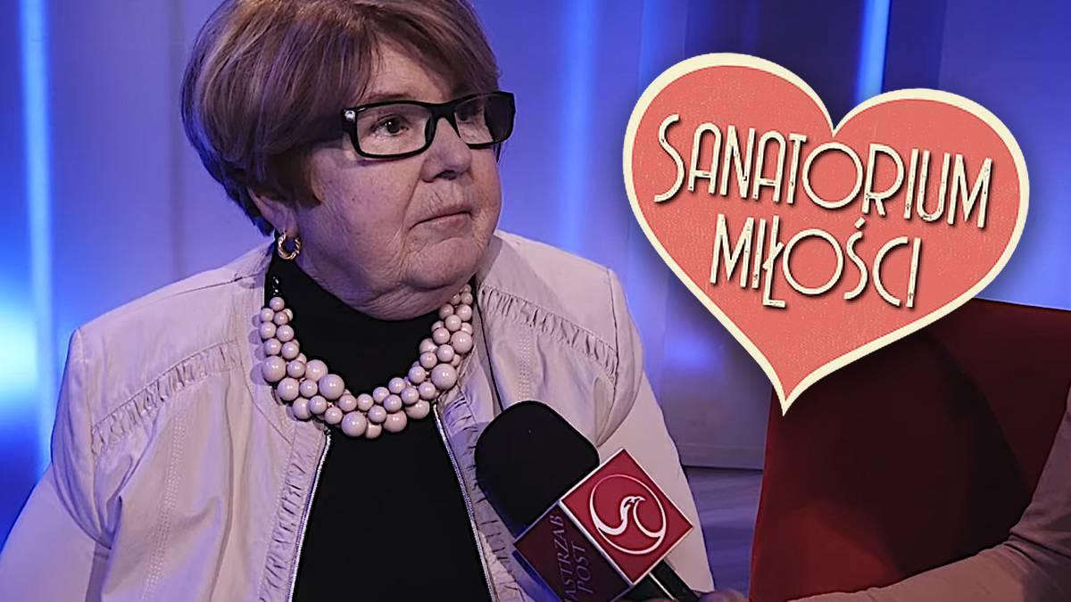 Wiesia z Sanatorium miłości o seksie