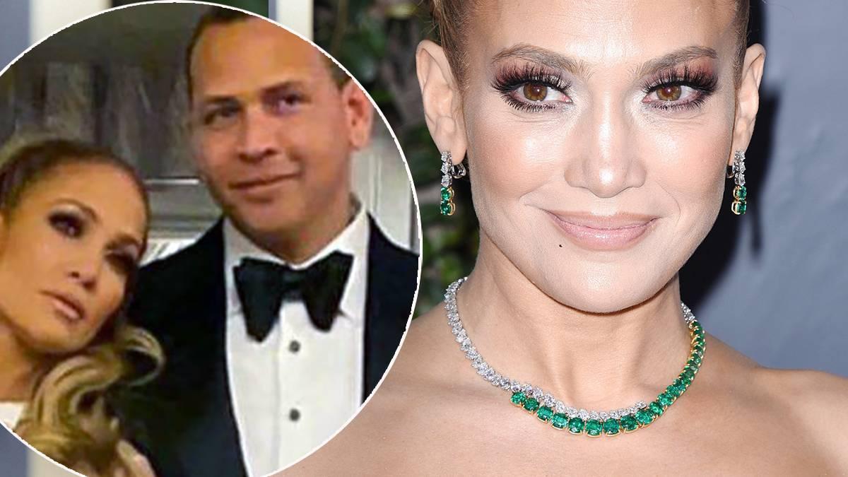 Jennifer Lopez - druga sukienka