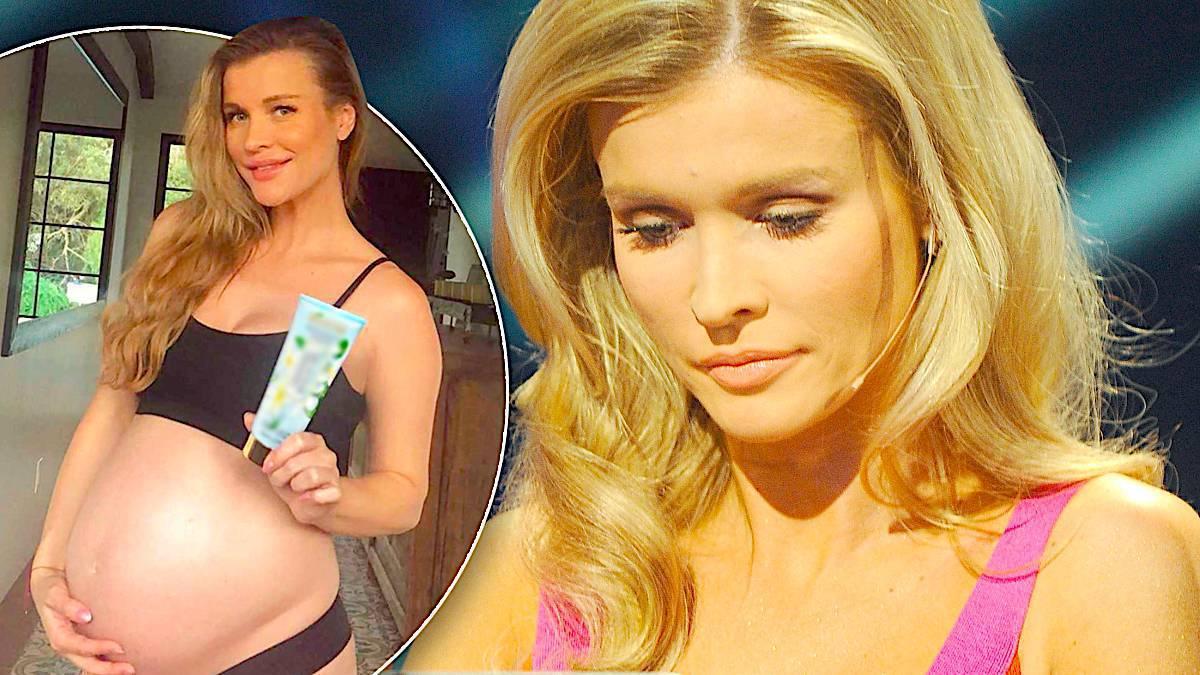 Joanna Krupa nie może schudnąć po porodzie