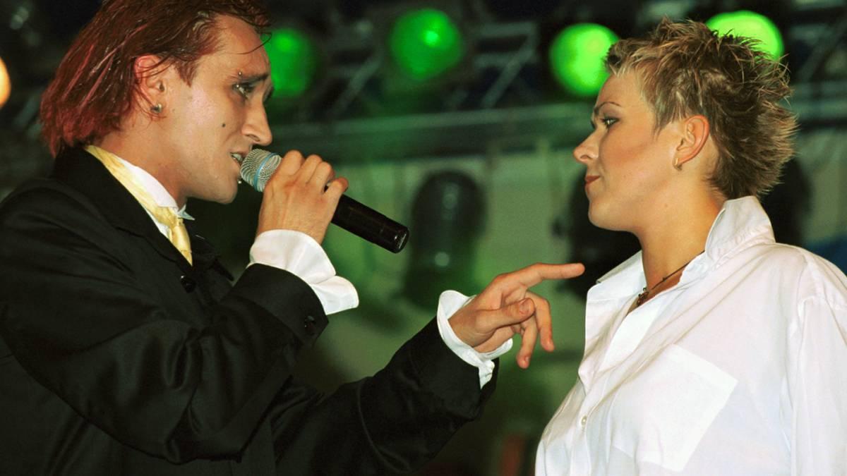 Justyna Majkowska i Michał Wiśniewski