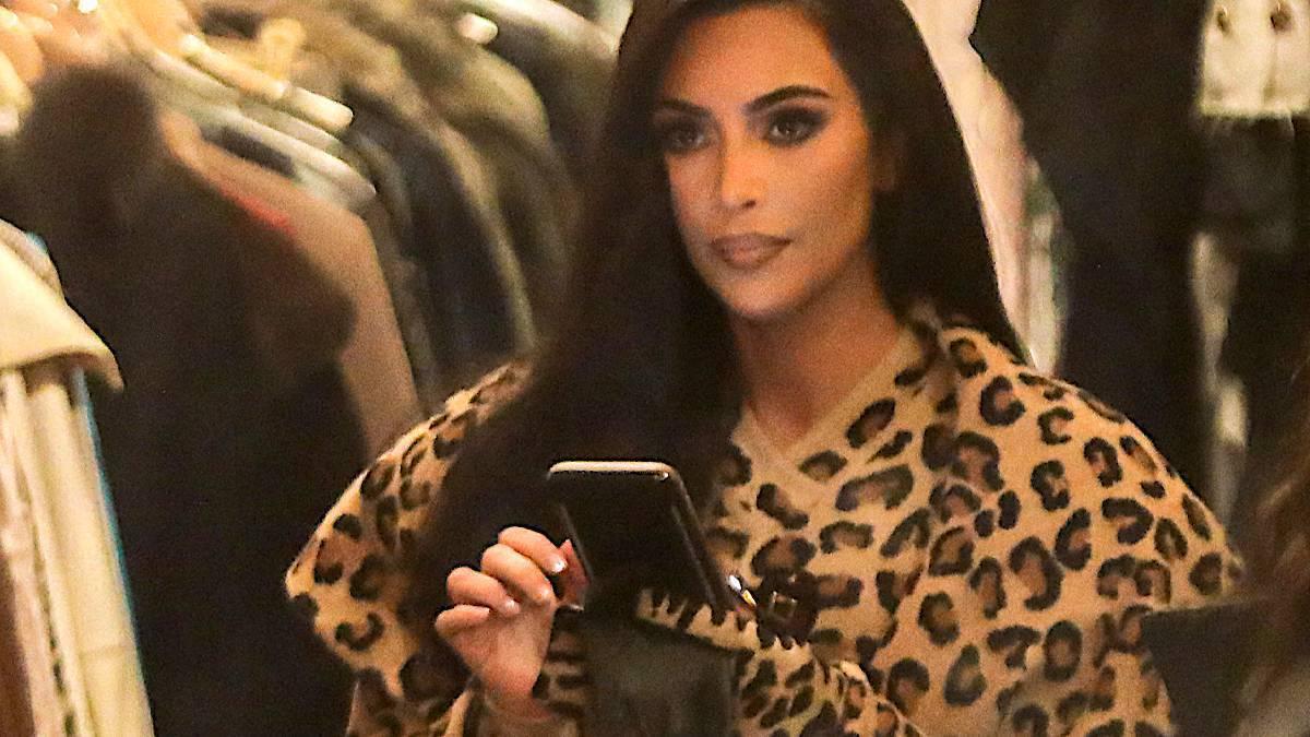 Kim Kardashian – garderoba