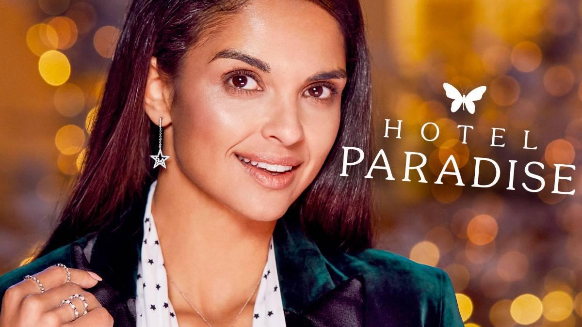 Klaudia El Dursi – Hotel Paradise