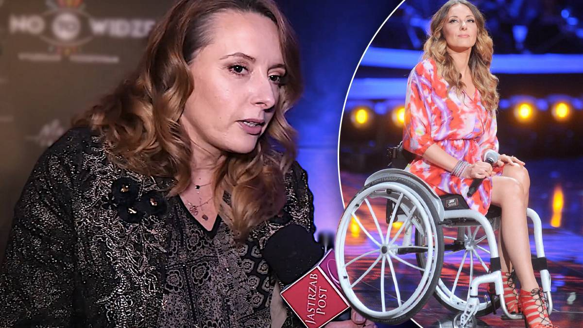Monika Kuszyńska o wypadku
