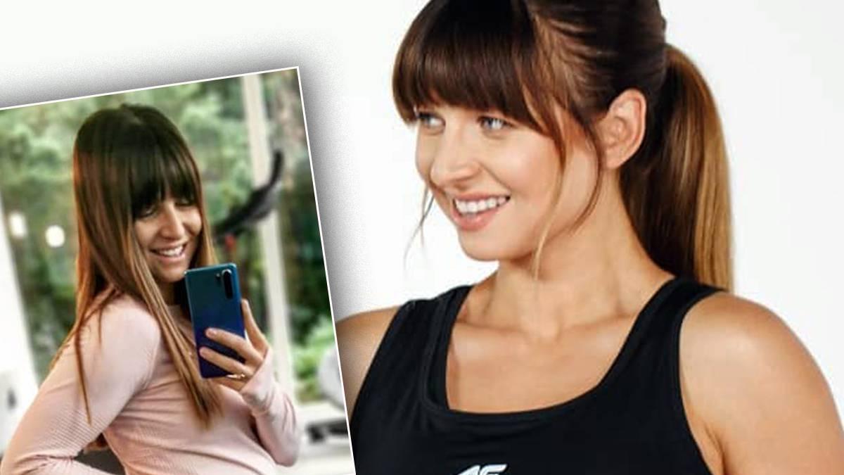 Anna Lewandowska na siłowni - jak wygląda?