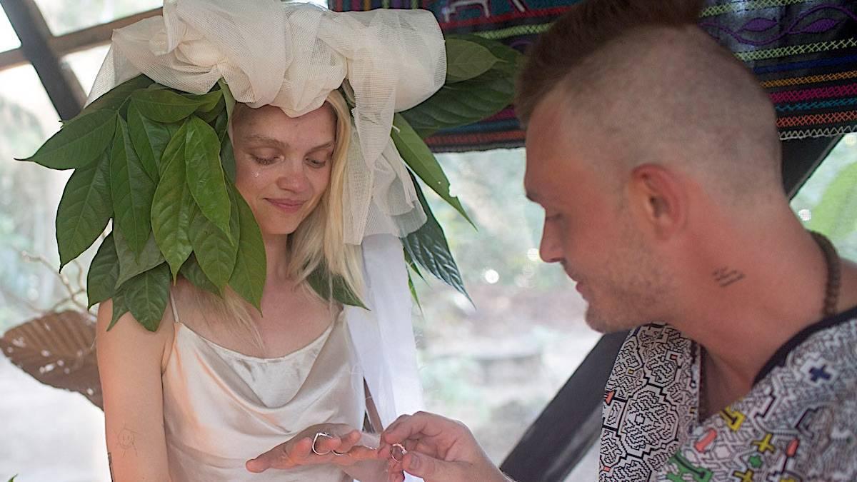 Margaret i Kacezet ślub