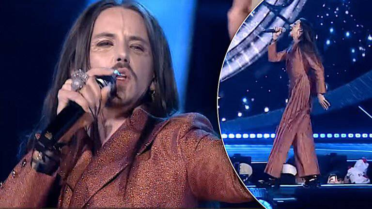 Michał Szpak z I Will Always Love You – Sylwester 2019 Polsat