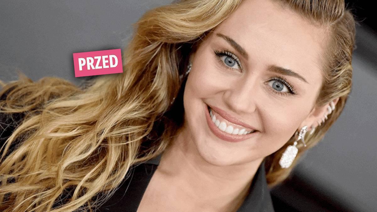 Miley Cyrus, nowa fryzura
