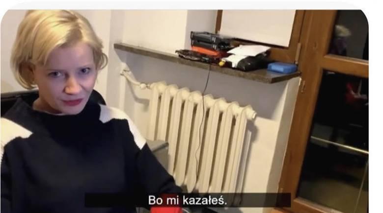 Małgorzata Kożuchowska, dlaczego klnie?