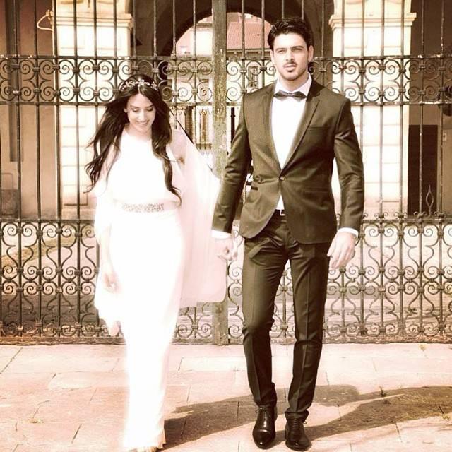 Ślub Michele Morrone