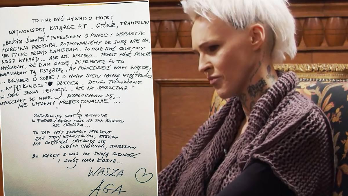 Agnieszka Chylińska - wywiad