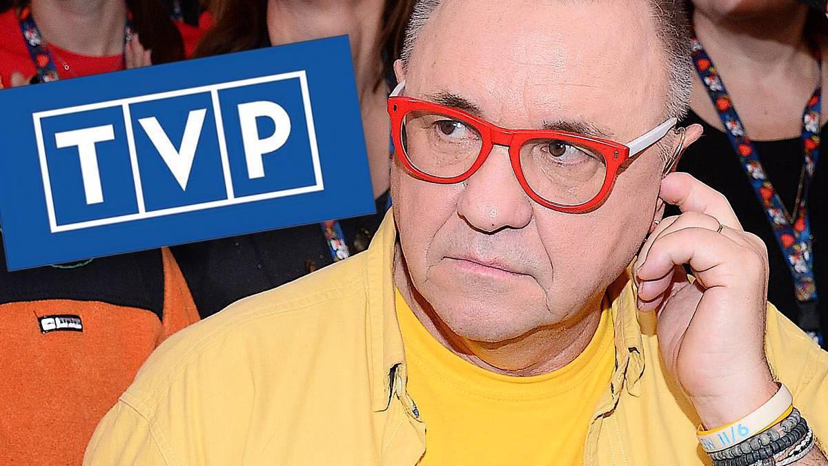 Jerzy Owsiak pozwał TVP