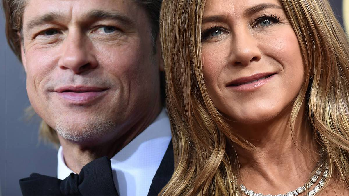 Brad Pitt i Jennifer Aniston