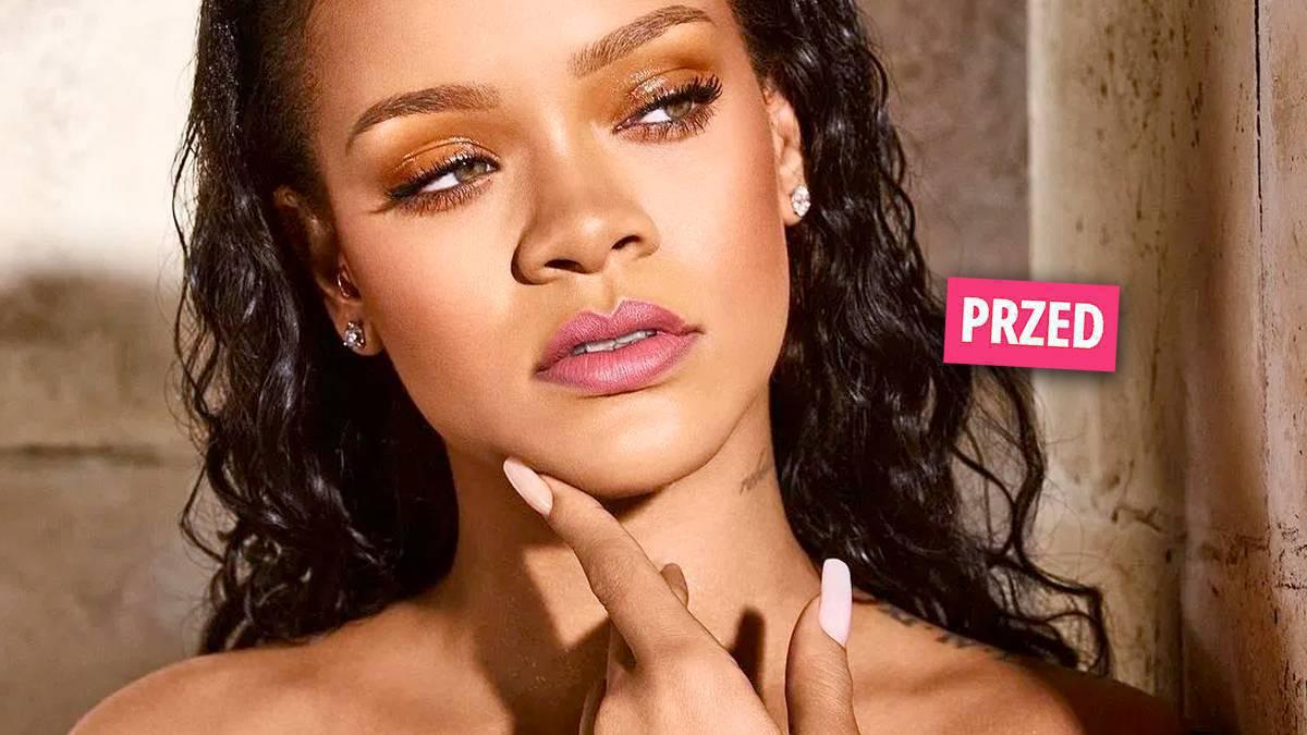 Rihanna, nowa fryzura