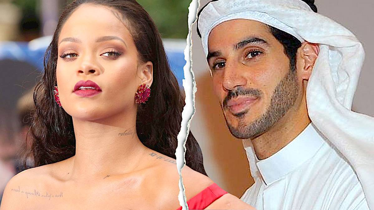 Rihanna i Hassan Jameel rozstali się