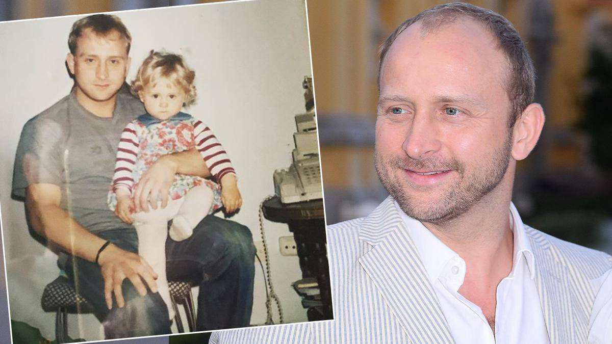 Borys Szyc pokazał zdjęcia córki z okazji jej 15 urodzin. Kiedy ona tak wyrosła?