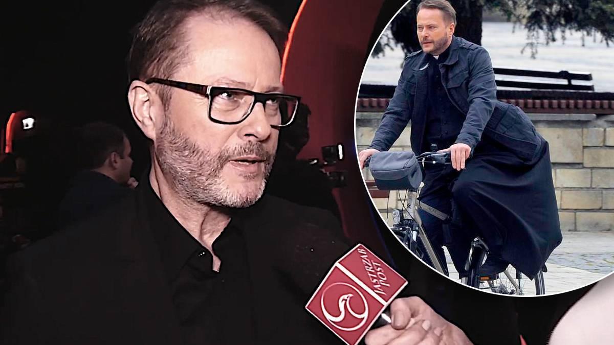 Artur Żmijewski odchodzi z serialu Ojciec Mateusz?