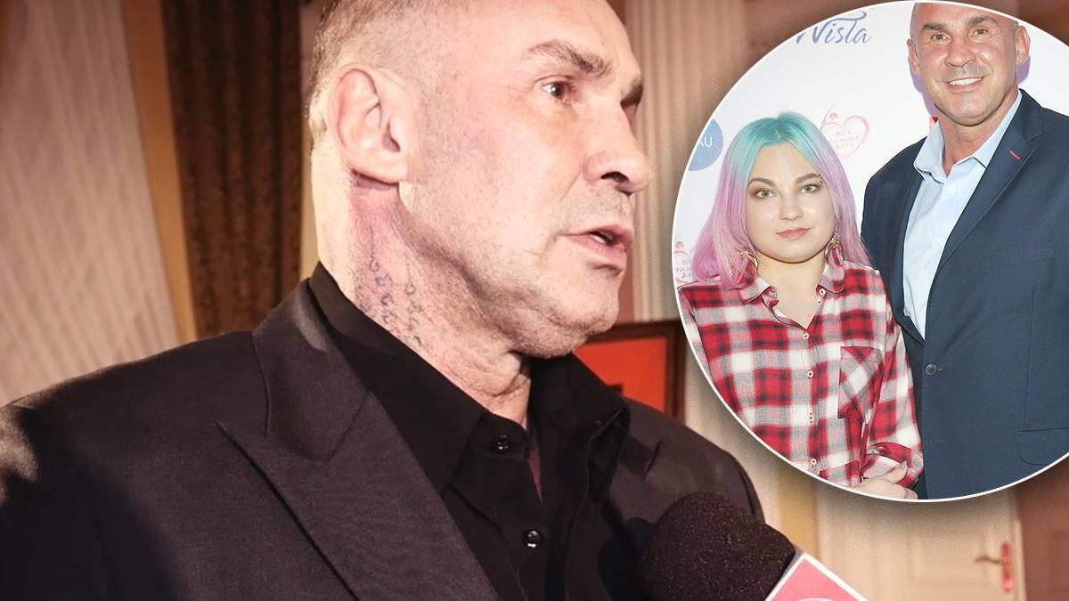 Przemysław Saleta o leczeniu Nicole