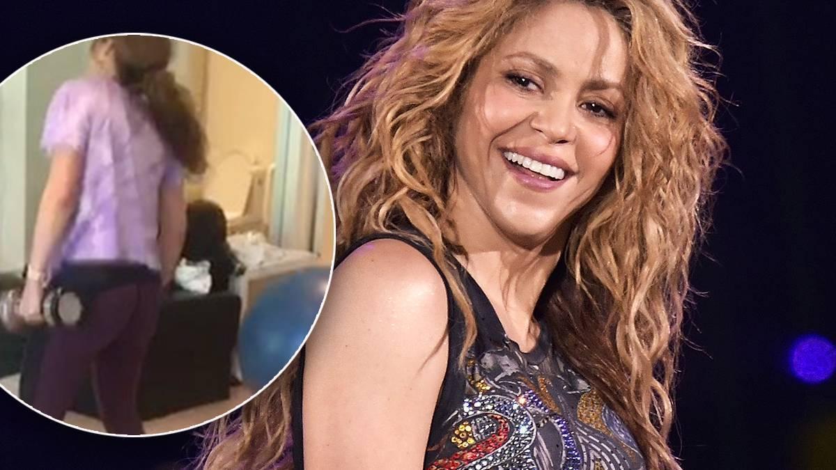Shakira - jak trenuje?