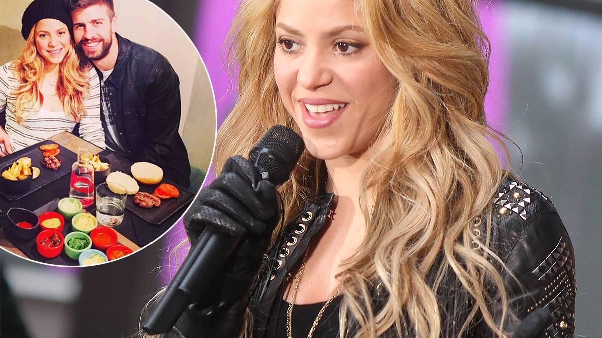 Shakira - jak dba o dietę?