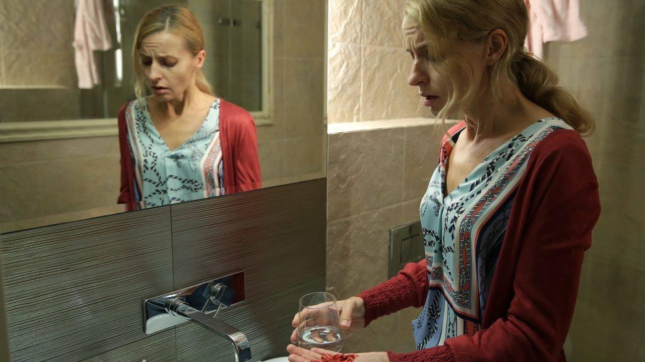 """Już dziś w """"M jak miłość"""": Nina odbierze sobie życie. To Leszek wypędzi ją z tego świata!"""