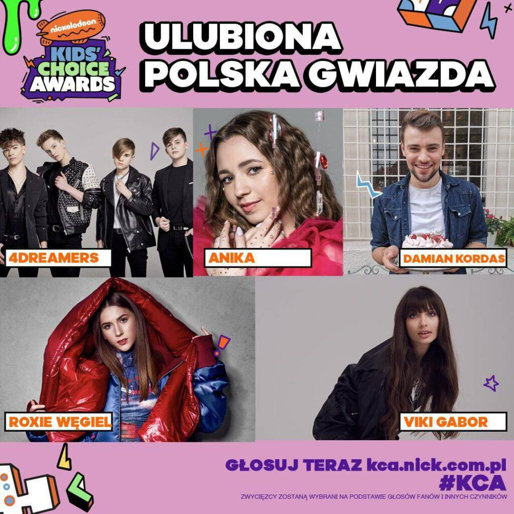 Nickelodeon Kids' Choice Awards 2020