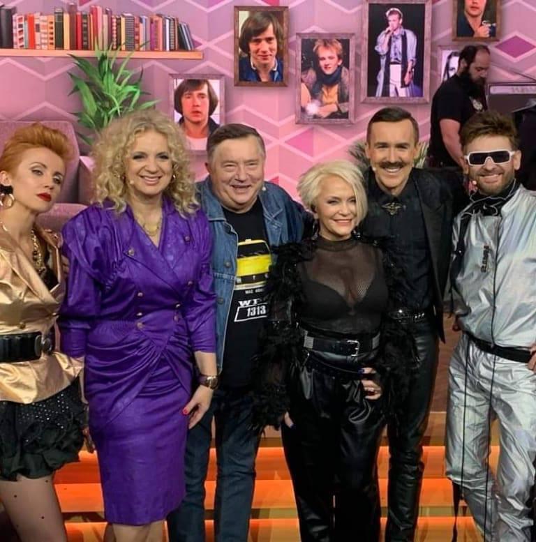 Katarzyna Zielińska, Marzena Rogalska, Małgorzata Ostrowska, Paweł Stasiak, Maciej Kurzajewski