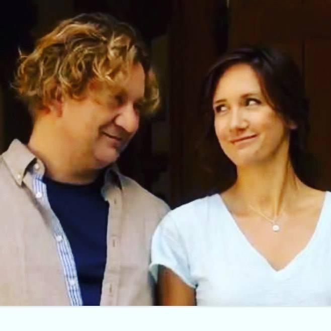 Ilona Ostrowska i Paweł Królikowski