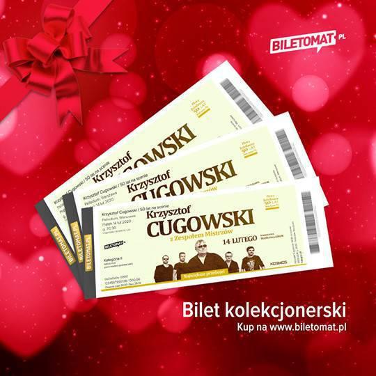 Krzysztof Cugowski nie odwołał koncertu