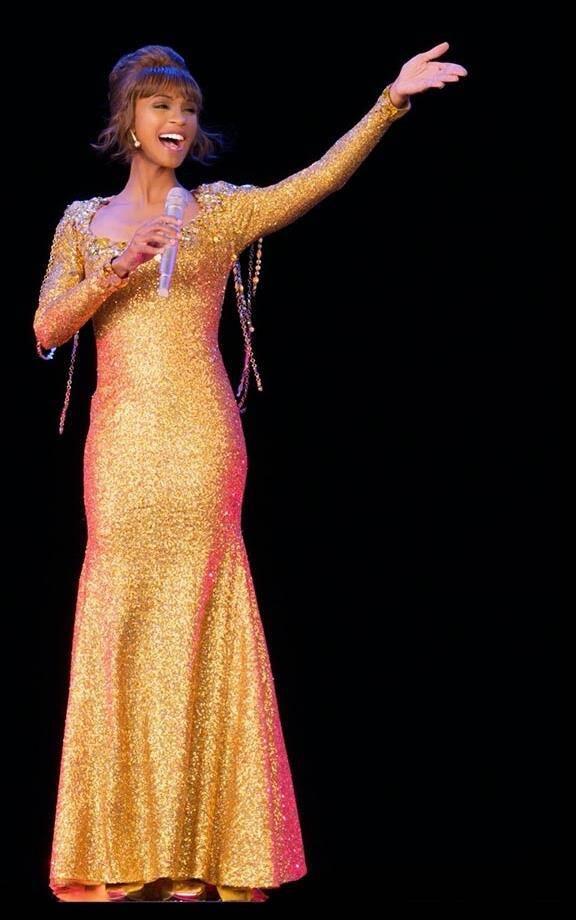 Whitney Houston – hologram