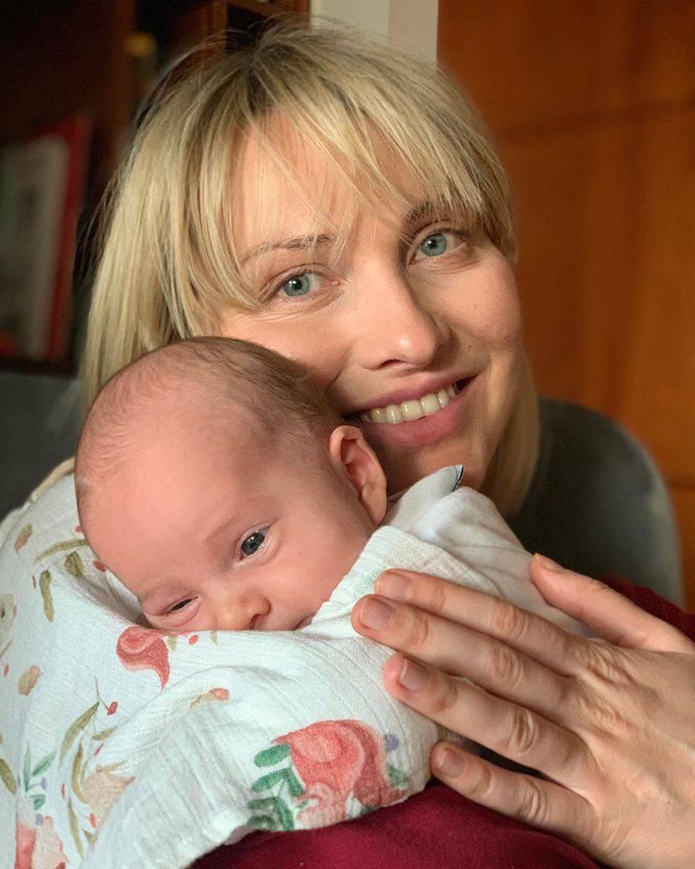 Joanna Moro pokazała córeczkę