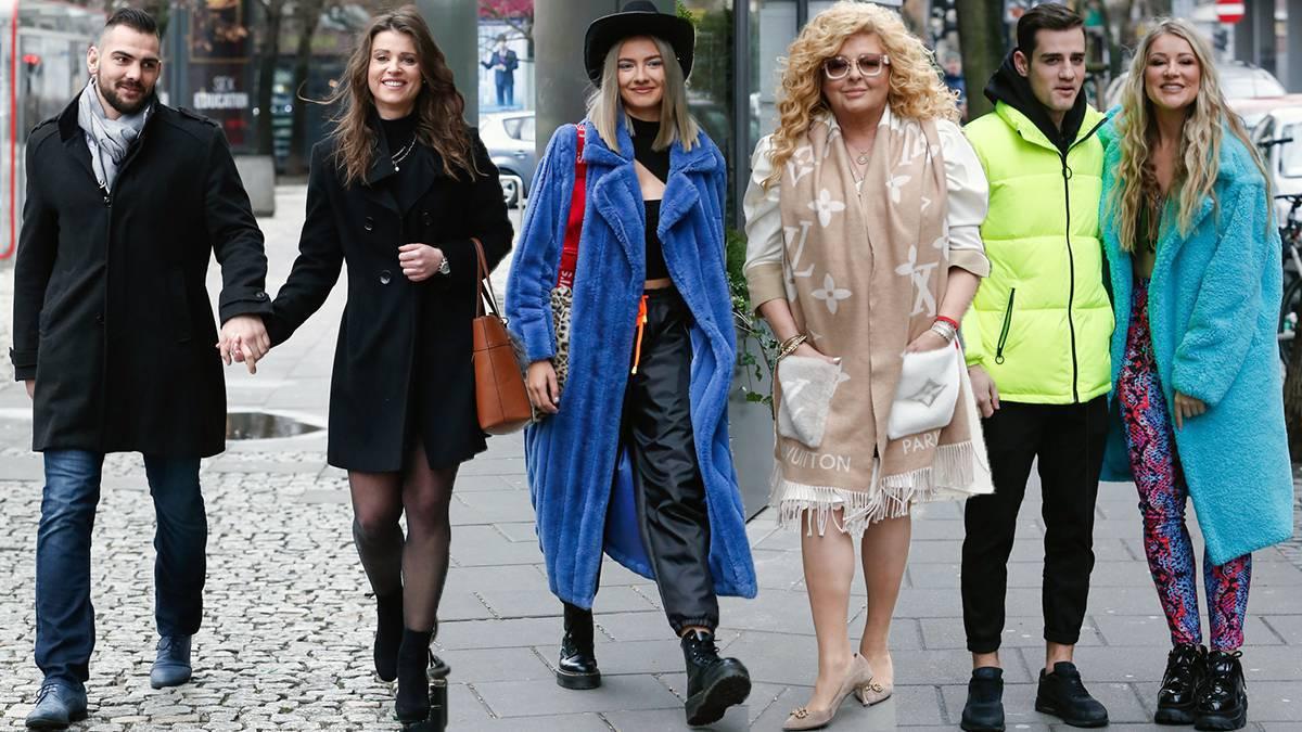 Dzień Dobry TVN - gwiazdy przed studiem